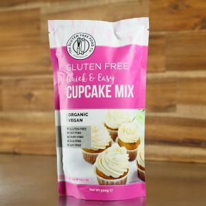 The Gluten Free Food Co. Cupcake Mix