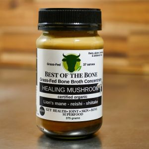 Best of the Bone Bone Broth Healing Mushroom