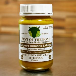 Best of the Bone Bone Broth Organic Turmeric & Ginger