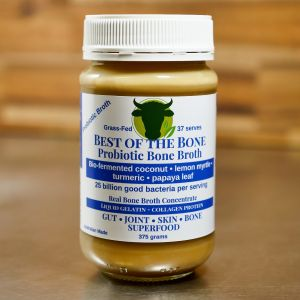 Best of the Bone Probiotic Bone Broth