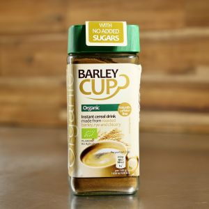 Barley Cup Organic Instant Cereal Drink 100g