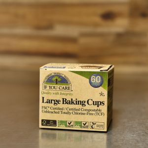 If You Care Large Baking Cups 60 cups