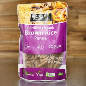 Eco Organics Brown Rice Penne