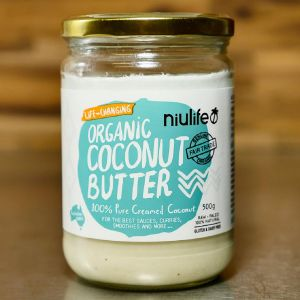 Niulife Organic Coconut Butter