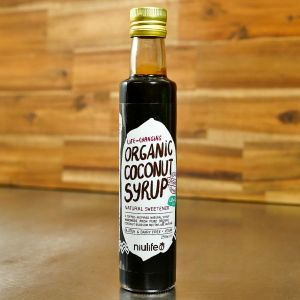 Niulife Organic Coconut Syrup