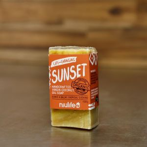 Niulife Sunset Soap 100g