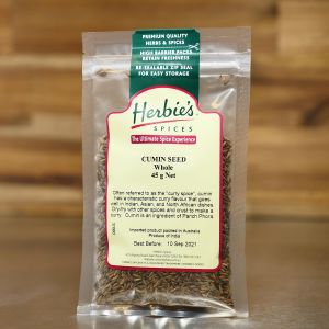 Herbie's Cumin Seed Whole 45g