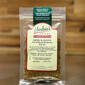 Herbie's Greek Seasoning 30g