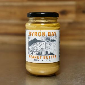 Byron Bay Peanut Butter Co Smooth Peanut Butter