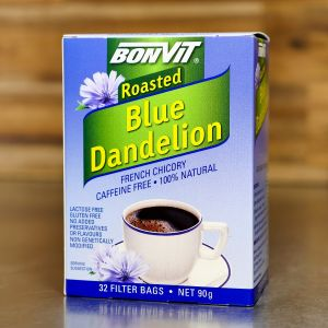 BonVit Roasted Blue Dandelion French Chicory - Filter Bags