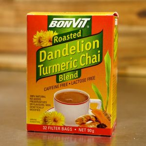 BonVit Roasted Dandelion Turmeric Chai Blend - Filter Bags