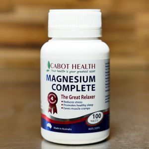 Cabot Health Magnesium Complete Tablets