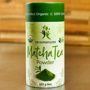Dr Superfoods Matcha Tea Powder Certified Organic