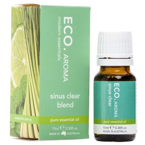 ECO. Aroma Essential Oil Blend Sinus Clear