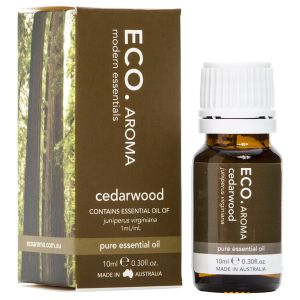 ECO. Aroma Pure Essential Oil Cedarwood