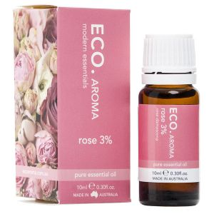 ECO. Aroma Pure Essential Oil Dilution Rose (3%)