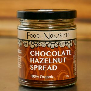 Food To Nourish Choc Hazelnut Spread