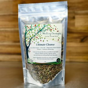 Healing Concepts Ultimate Cleanse Tea