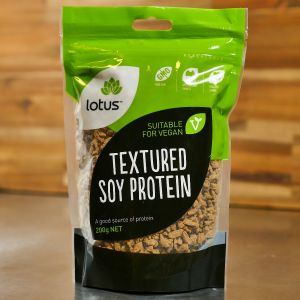 Lotus Textured Soy Protein