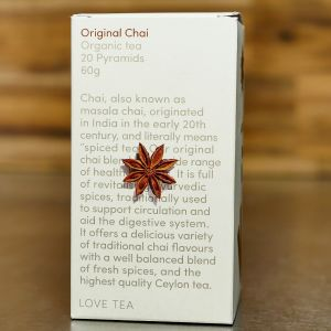 Love Tea Original Chai Organic Tea