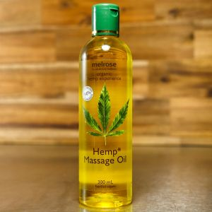 Melrose Organic Hemp Massage Oil