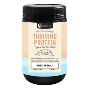 Nutra Organics Thriving Protein - Classic Cacao Choc