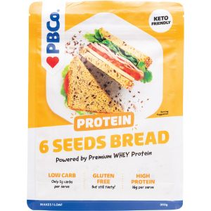 PBCo Protein 6 Seeds Bread Mix