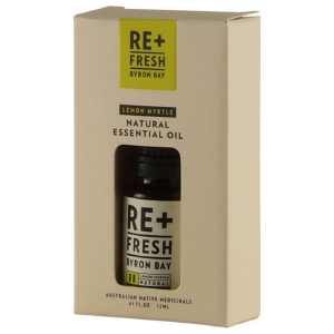Re+Fresh Byron Bay Lemon Myrtle Natural Essential Oil