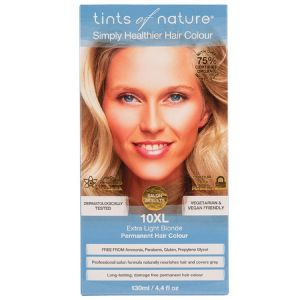 Tints of Nature Permanent Hair Colour - Extra Light Blonde 10XL