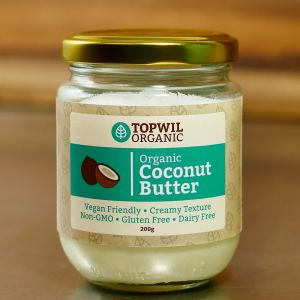 Topwil Organic Coconut Butter