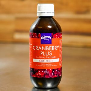 Wonder Foods Cranberry Plus