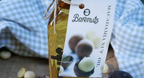 Barenuts Macadamia Nut Oil