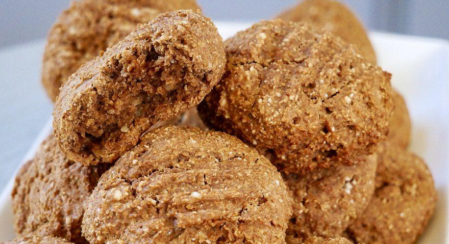 Choc Peanut Butter Biscuits