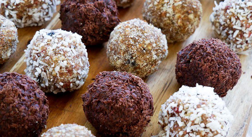Christmas Buckini Balls