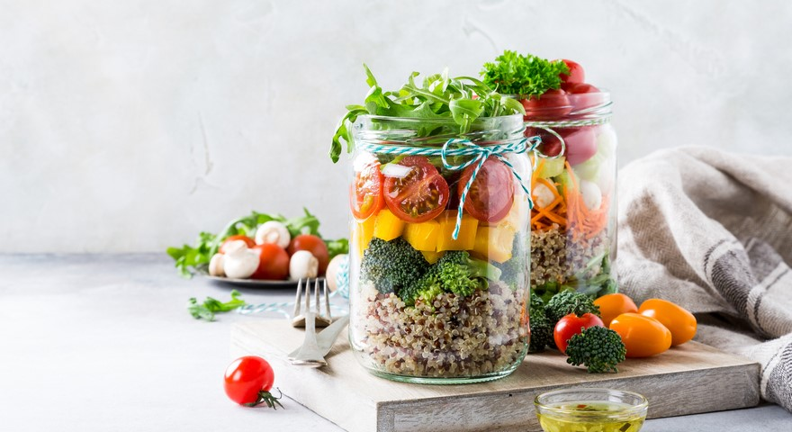 Healthy Adult Lunches