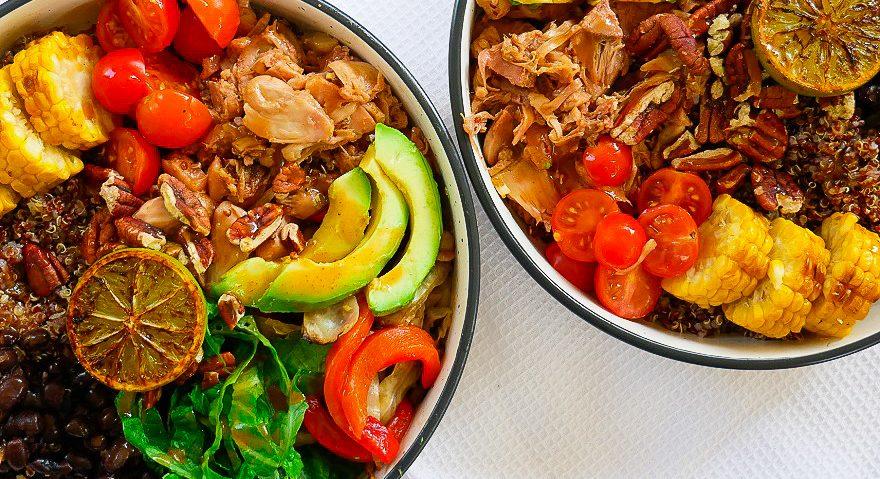 Jackfruit Salad with Honey