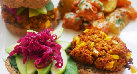 Lupin,-Haloumi-and-Sweet-Potato-Burgers-Photo
