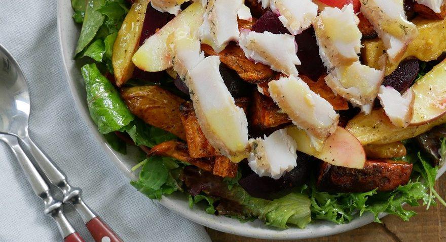 Mackerel Salad (1) - Website