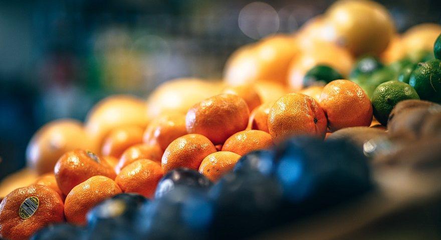 Mandarins and Limes