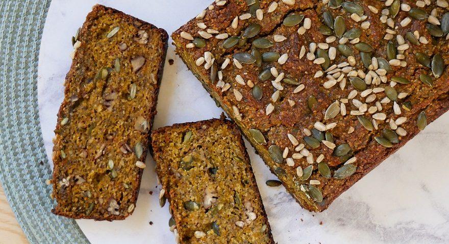 Nut Free Pumpkin Bread Web Final (1)