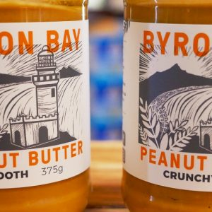 byron bay peanut butter co…seriously addictive