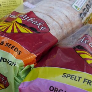 organic. sourdough. ancient grains…this is healthybake