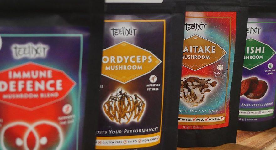 Teelixir Functional Mushrooms