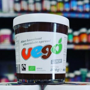 5 ways to use……..new Vego hazelnut chocolate spread